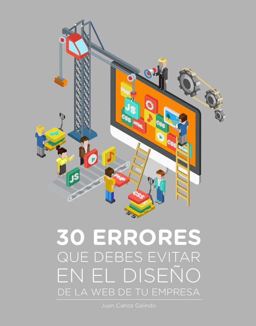 30 errores web empresa diseño web en wordpress barcelona badalona go comunicació